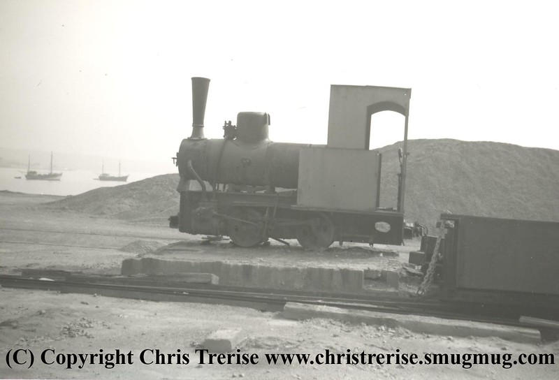 Newlyn in May 1963.<br /> Copyright Frank Spence.