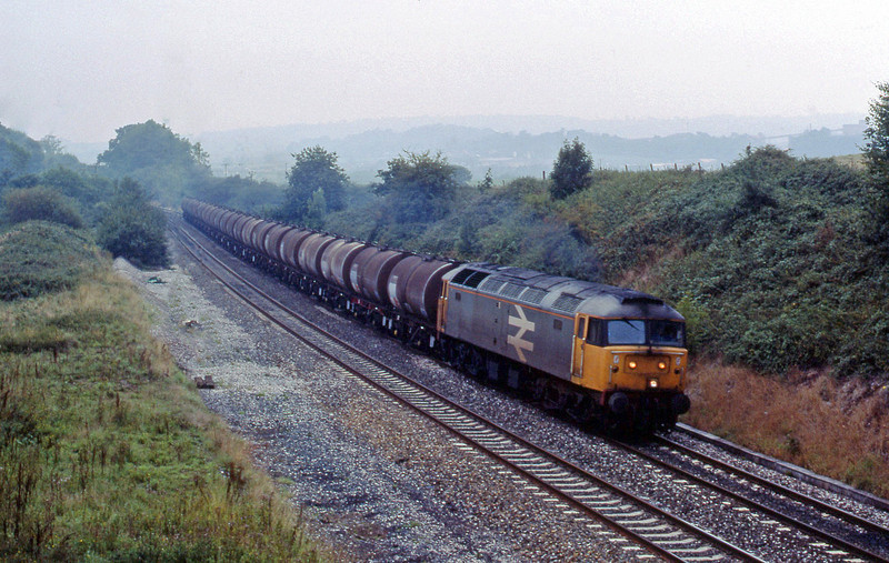 47327, Heathfield-Briton Ferry, Whiteball, 12-9-89.