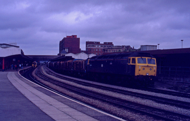 47370, down logs, Newport, 15-7-92.
