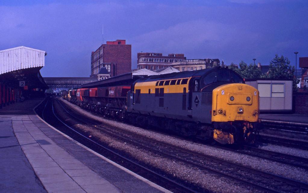 37264, down coal, Newport, 14-7-92.