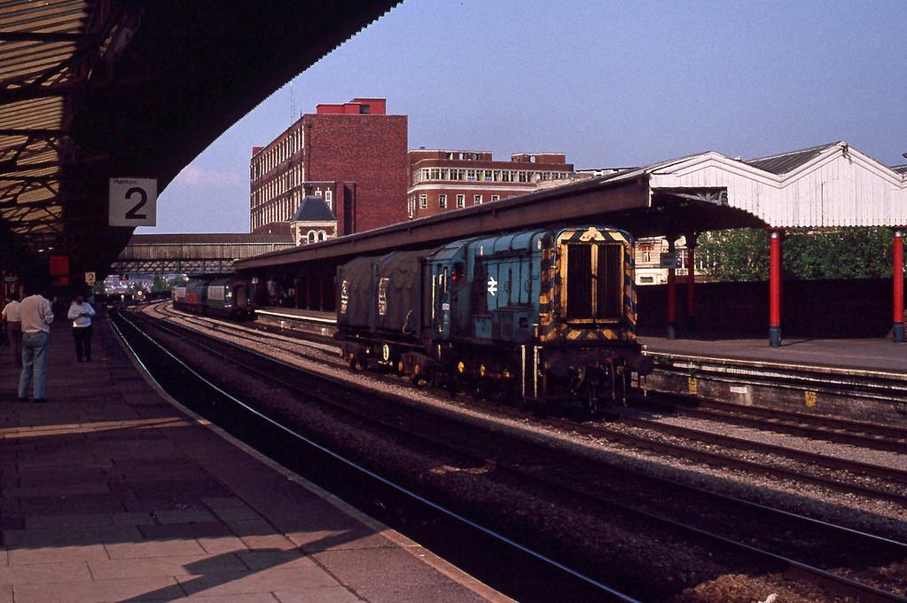 08932, down trip, Newport, 26-5-92.