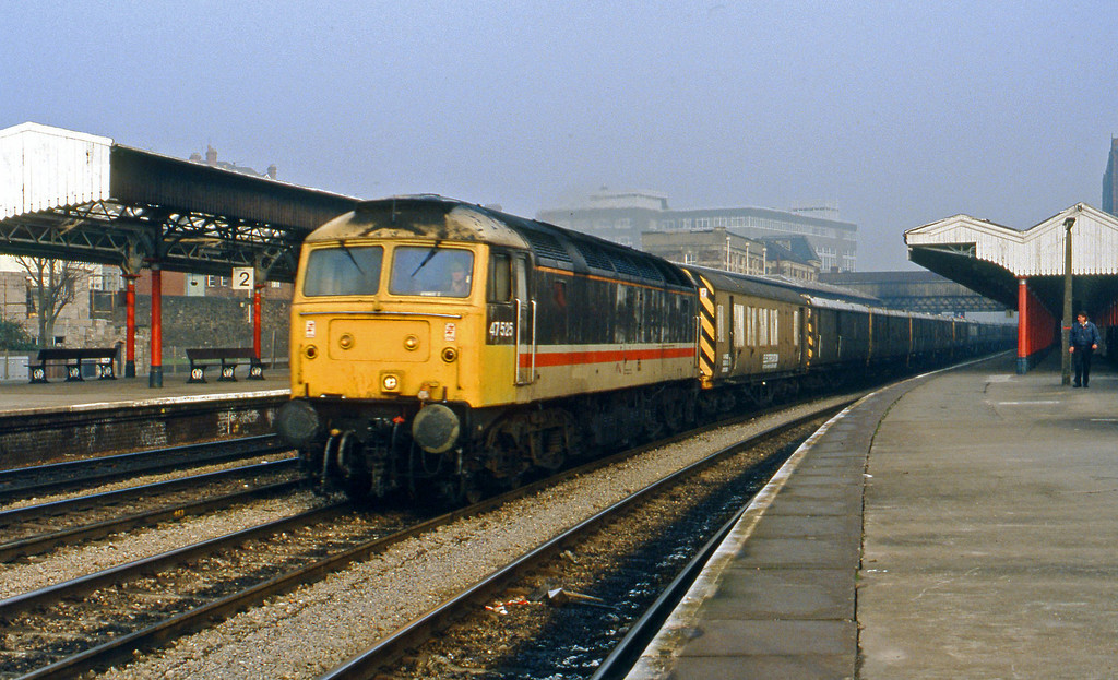 47525, down condemned stock, Newport, 23-11-93.