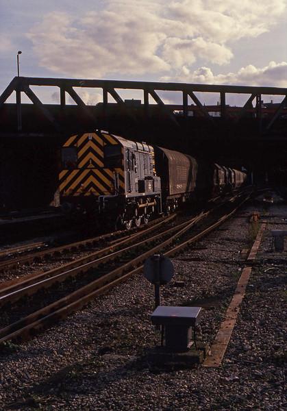 09015, up steel trip, Newport, 7-10-93.