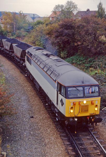 56078, south to east mgr, Knottingley, 27-10-93.