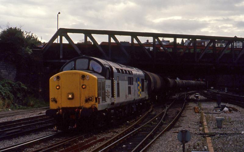 37521, up tanks, Newport, 8-9-93.