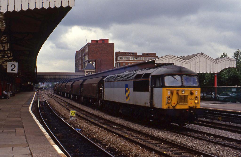 56064, down steel, Newport, 8-9-93.