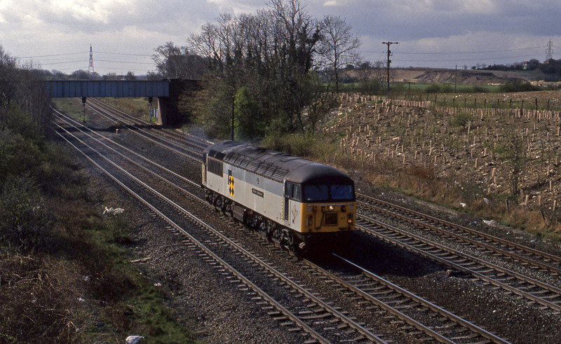 56117, down light, Monk Fryston, 6-4-94.