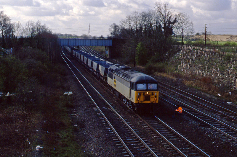 56107, down mgr empties, Monk Fryston, 6-4-94.