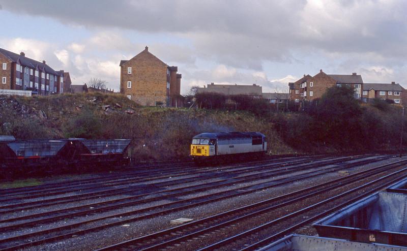 56062, shunting, Knottingley, 6-4-94.