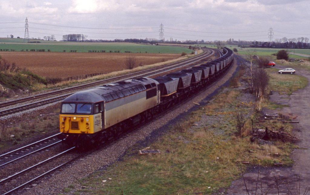 56078, up mgr, Burton Salmon, 6-4-94.