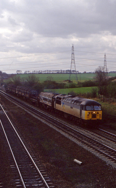 56063, down steel, Burton Salmon, 6-4-94.