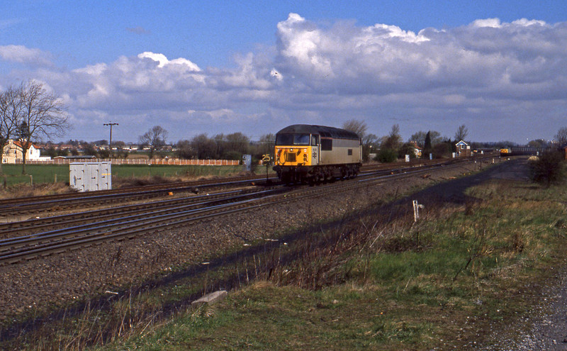 56091, up light; 56005 up mgr, Monk Fryston, 6-4-94.