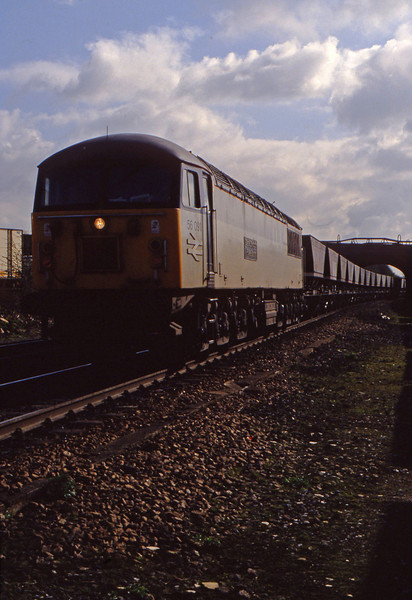 56091, northbound mgr, Knottingley, 6-4-94.
