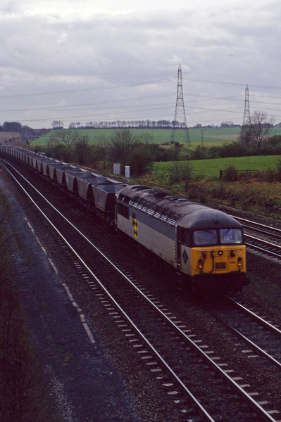 56005, down mgr empties, Burton Salmon, 6-4-94.