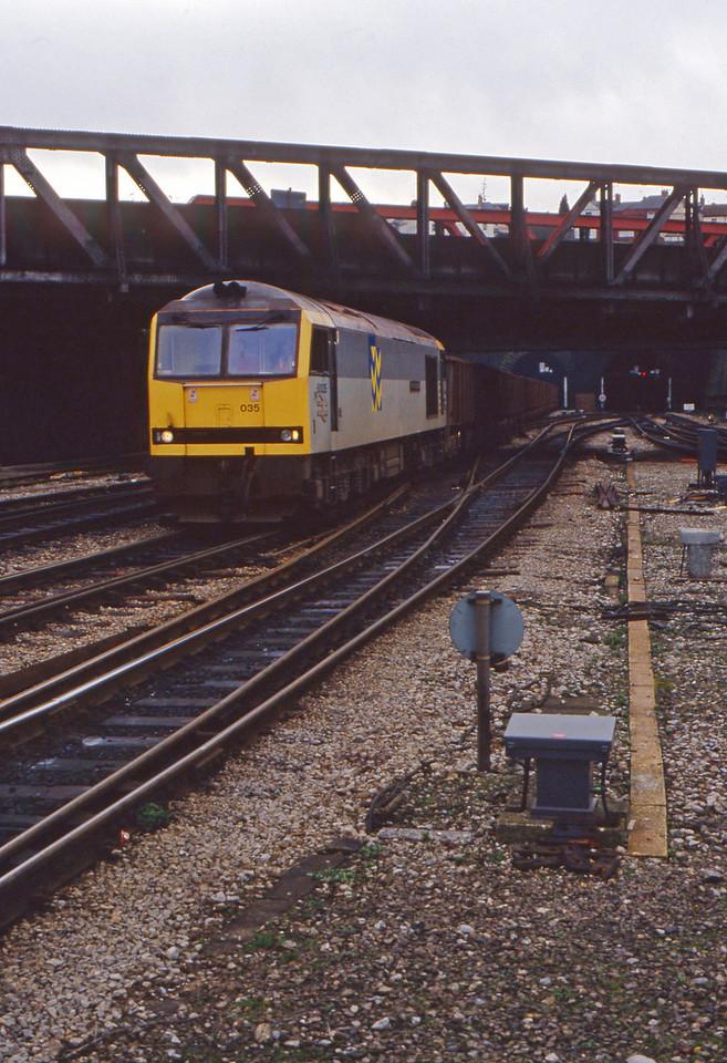 60035, up ore, Newport, 2-2-94.