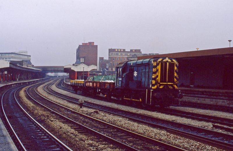 08493, down trip, Newport, 23-2-94.