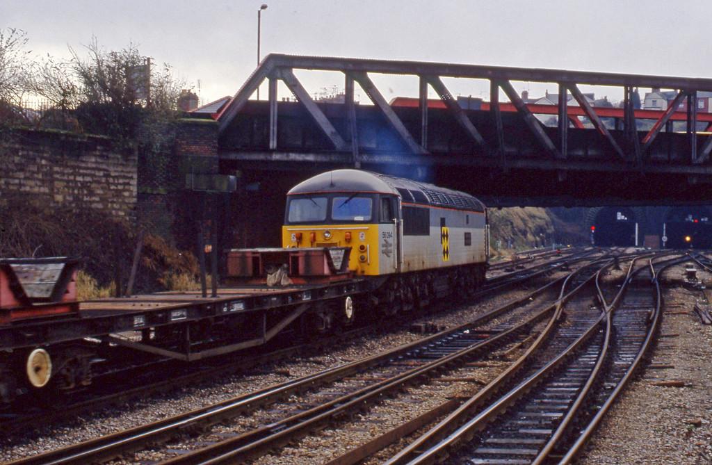 56094, down steel, Newport, 2-2-94.