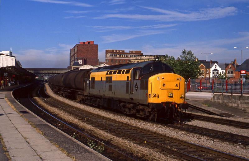 37142, down tanks, Newport, 14-7-94.