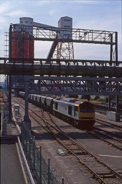 60017, loading mgr, Avonmouth Bulk Handling Terminal, 14-7-94.