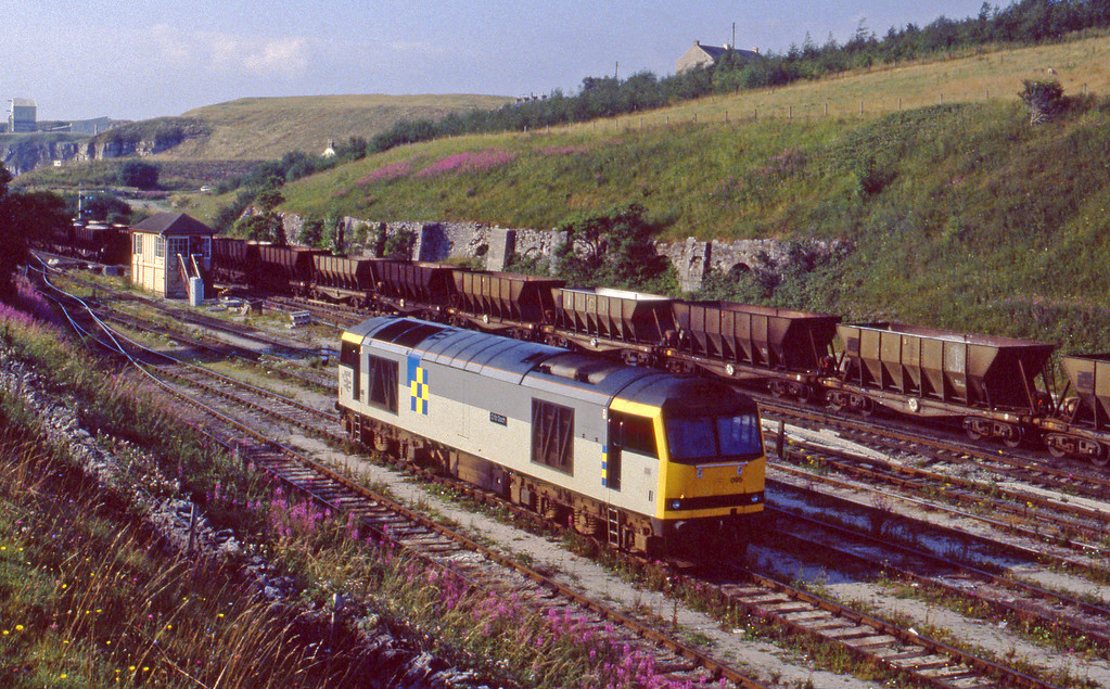 60095, stabled, Peak Forest, 28-7-94.
