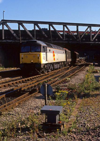47339, up steel,  Newport, 14-7-94.