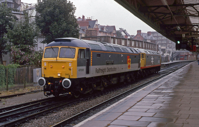 47095/47301, down light, Newport, 10-8-94.