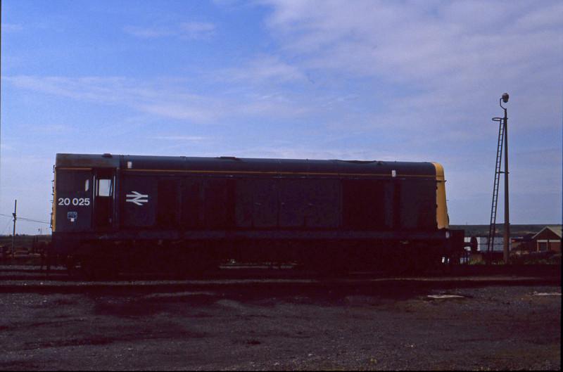 20025, stored, Frodingham, 23-6-94.