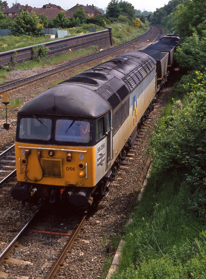 56056, westbound mgr, Water Orton, 2-6-94.