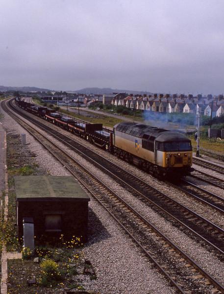 56064, restarting up steel, Cardiff Canton, 6-6-94.