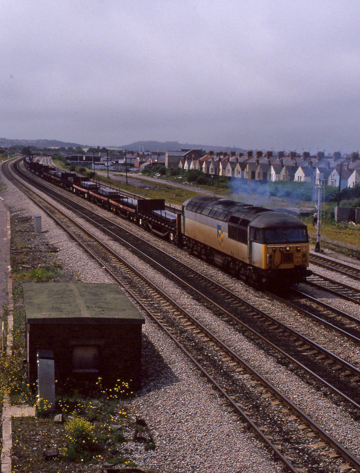 56064, restarting up steel, Cardiff Canton, 6-6-94.