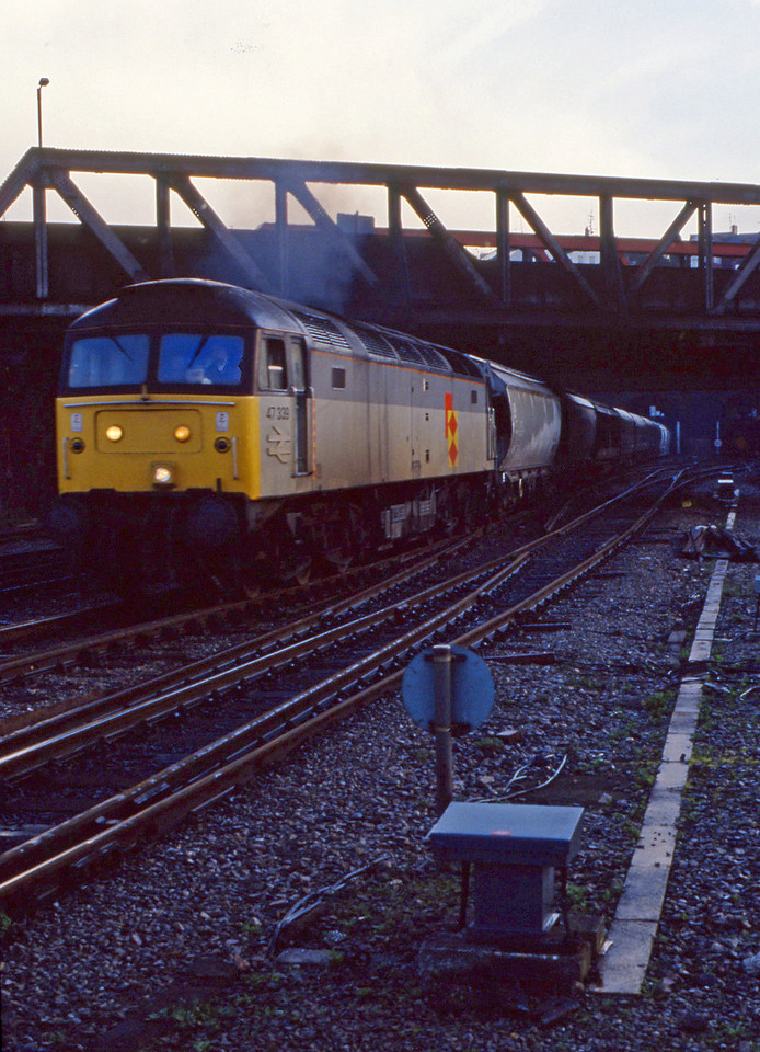 47339, up Polybulks, Newport, 16-3-94.