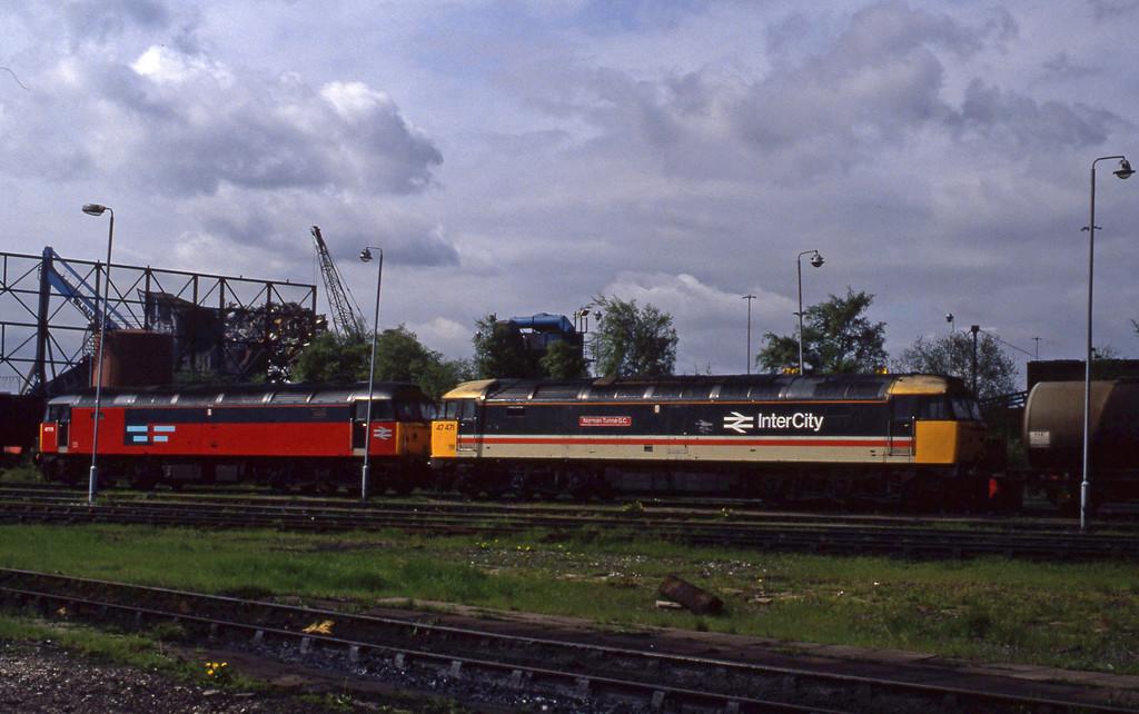 47773/47471, stabled, Saltley, 4-5-94.
