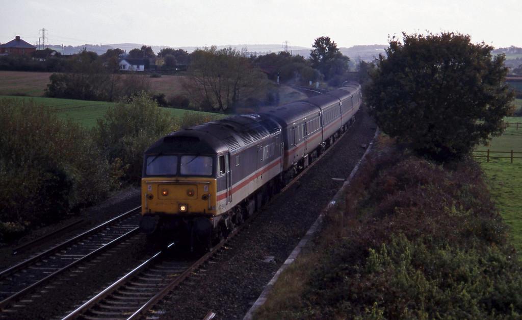 47814, 15.50 Exeter St David's-Sheffield, Willand, near Tiverton, 19-10-94.