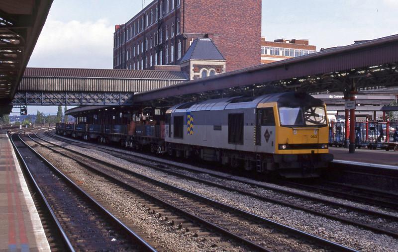 60063, down steel coils, Newport, 6-10-94.