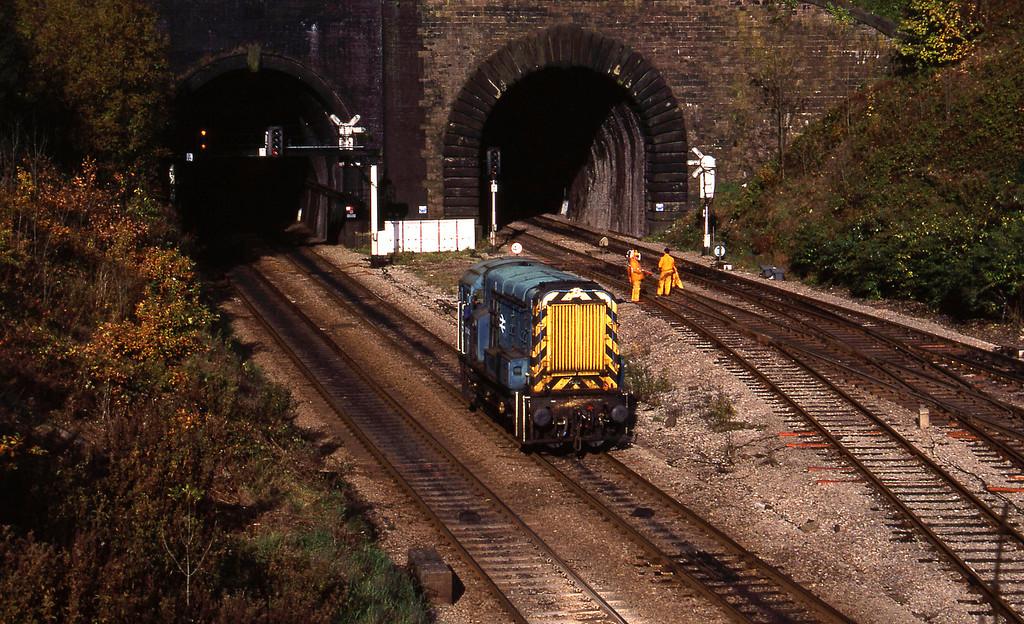 08942, down light, Gaer Junction, Newport, 26-10-94.
