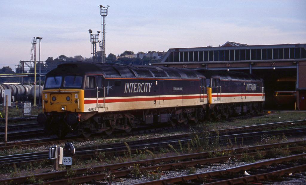 47805/47840, Bristol TMD, 6-10-94.