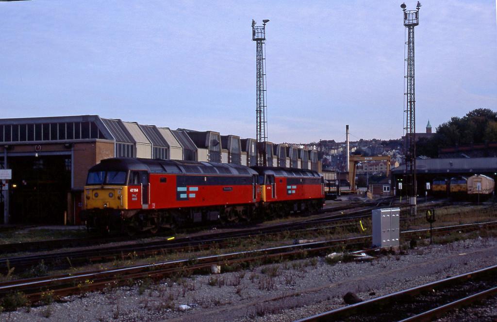 47764/47596, Bristol TMD, 6-10-94.