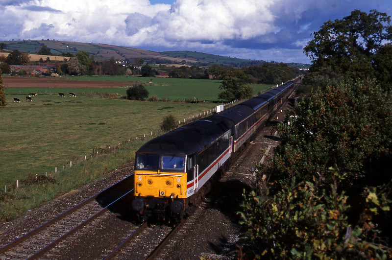 47832, down pass, Rewe, near Exeter, 24-10-94.