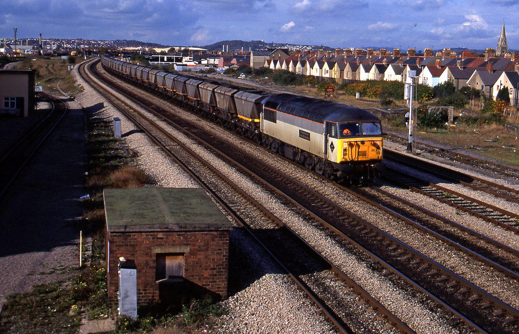 56053, up mgr, Cardiff Canton, 26-10-94.