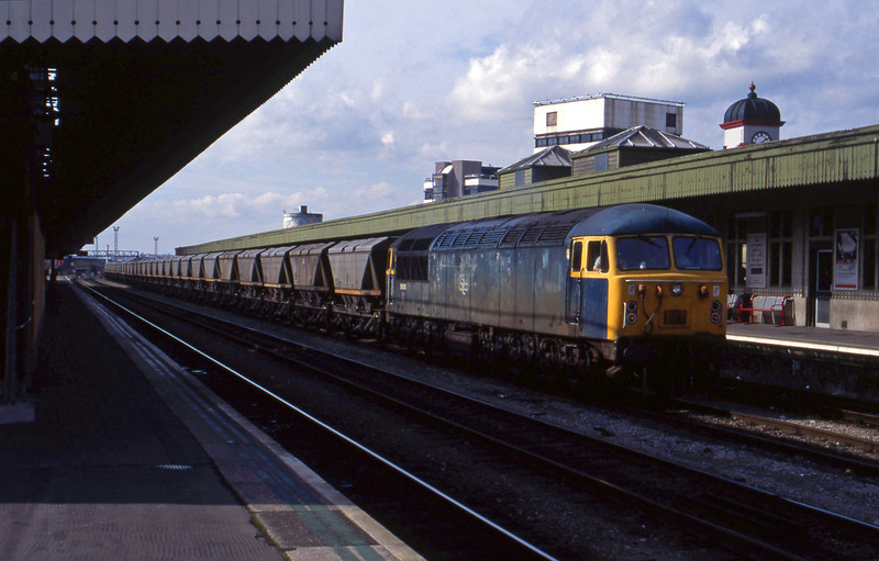 56010, up mgr, Cardiff Central, 6-10-94.