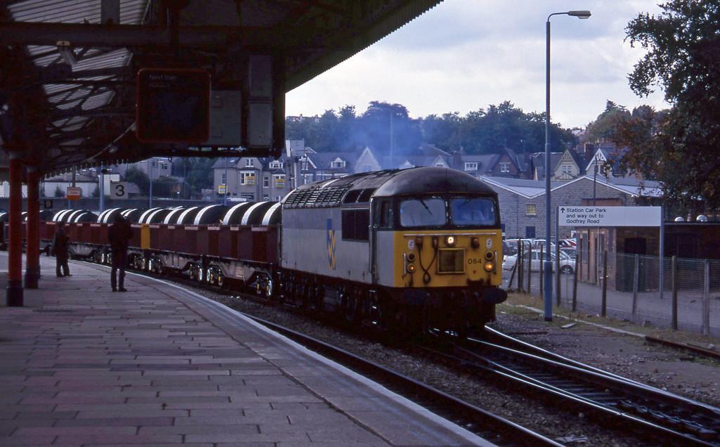 56064, up steel coils, Newport, 6-10-94.