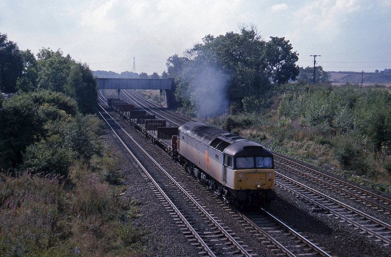 47228, down aluminium empties, South Milford, 21-9-94.