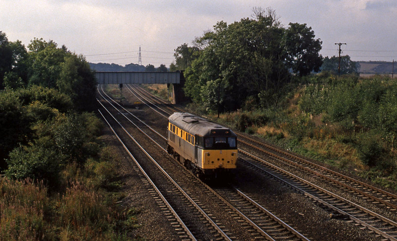 31219, down light, Monk Fryston, 21-9-94.