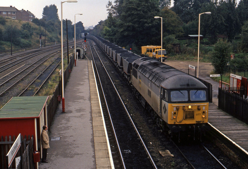 56077, eastbound mgr, Knottingley, 21-9-94.