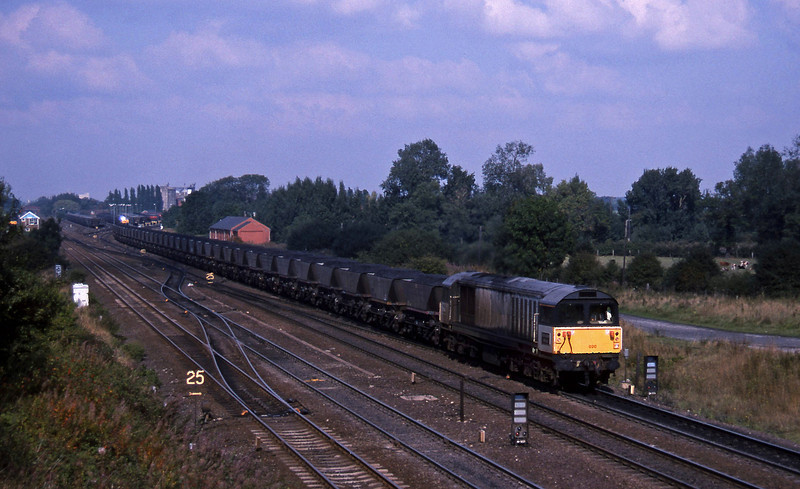 58020, up mgr, South Milford, 21-9-94.