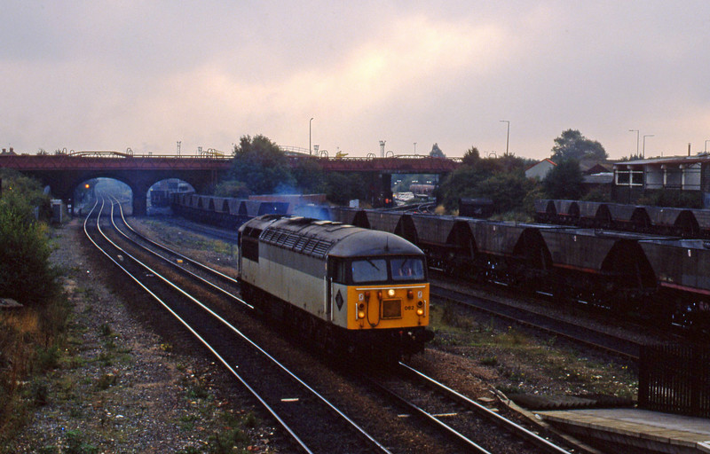 56082, off TMD, up light, Knottingley, 21-9-94.