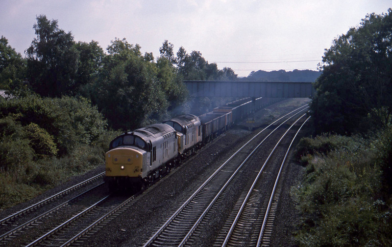 37358/37063, down MEA empties, South Milford, 21-9-94.