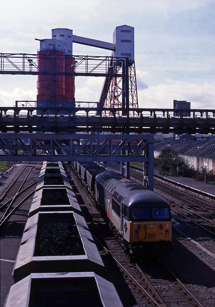 56010, loading mgr, Avonmouth St Andrew's Road, 7-4-95.