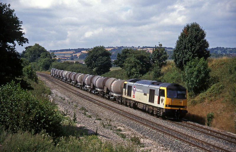 60063, 09.40 Burngullow-Irvine, Whiteball, 12-8-95.