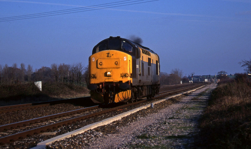 37263, down light, Cogload, 8-12-95.